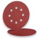 Hermes Abrasive Disc -  75mm x 100 Grit (Pkt 10)