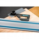 Bevel guide aligns rail to work piece at a range of angles - attaching simply to guide rail