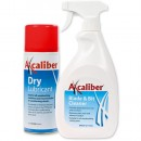 Axcaliber Dry Lubricant & Blade/Bit Cleaner - PACKAGE DEAL