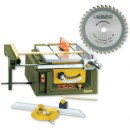 Proxxon FET Table Saw & 80mm Saw Blade - PACKAGE DEAL