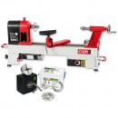 Axminster Craft AC305WL Woodturning Lathe & SK100 Chuck Package