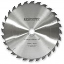 Axcaliber Contract TCT Saw Blade Rip - 300mm x 3.1mm x 30mm T28