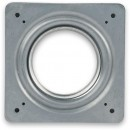 Triangle Lazy Susan Bearing - 100mm Square