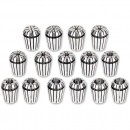Axminster 15 Piece ER25 Precision Collet Set