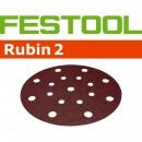Festool Rubin 150mm Sanding Discs - 60 Grit (10)