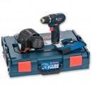 Bosch GSR 10.8-2-LI Cordless Drill Driver Li-Ion in L-Boxx 10.8V (2.0Ah)