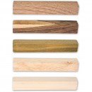 Wooden Pen Blanks Mixed (Pkt 5)
