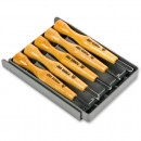 Japanese 5 Piece Woodcarving Set