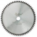 Axcaliber Contract TCT Saw Blade Thin Kerf 250mm x 2.1mm x 30mm 60T