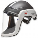 3M Versaflo M-306 Headtop with Helmet and Visor