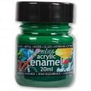 Polyvine Acrylic Enamel Paint - Brunswick Green 20ml