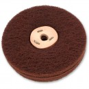 Shesto Satinising Abrasive Lap Mop - Fine (approx 180g) 150mm