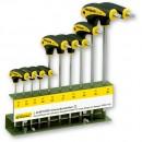 Proxxon 10 Piece L-Handle Screwdriver Set (Torx)