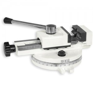 Rotary Milling Vice for Micro Mill