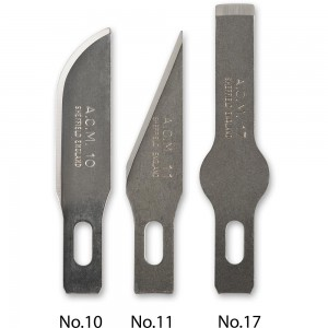 Swann Morton Blades for No.1 Handle