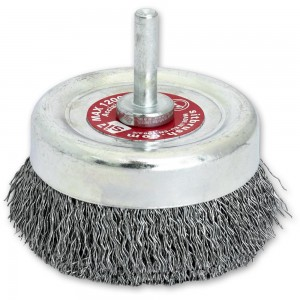 SIT 75m Wire Cup Brush