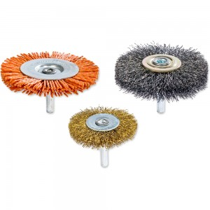 Circular Wire Drill Brushes