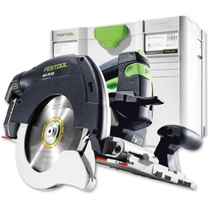 Festool HKC 55 EB Li-Basic Cordless Circular Saw (Body Only)