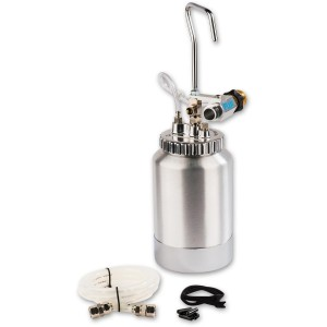 Fuji 2Qt Pressure Pot Assembly Kit