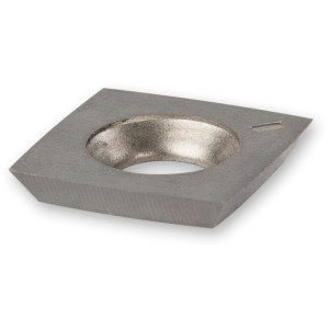 Tungsten Carbide Cutters for Spiral Cutter Blocks (Pkt 10)