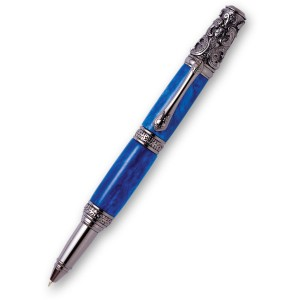 Victorian Gunmetal Twist Pen Kit