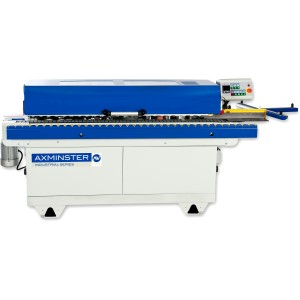 Axminster Industrial Series MAX 340M Edgebander