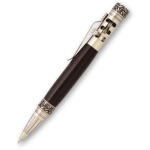 Gearshift Antique Pewter Pen Kit