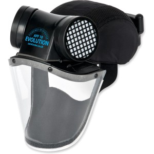 Axminster APF 10 Evolution Powered Respirator