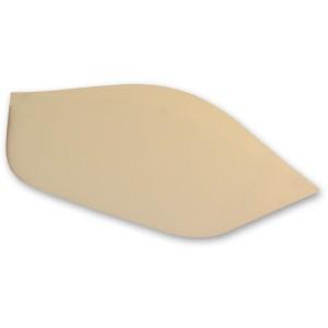 Axminster APF 10 Evolution® Respirator Peel Off Visor Overlay (Pkt 10)