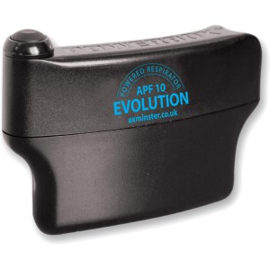 Axminster APF 10 Evolution Powered Respirator Li-Ion Battery