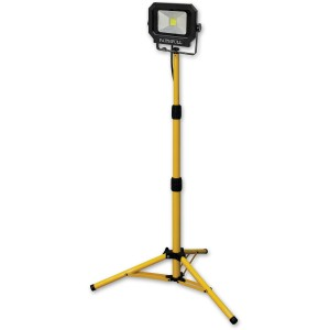 LED Sitelight with Tripod 1400 Lumens 20W