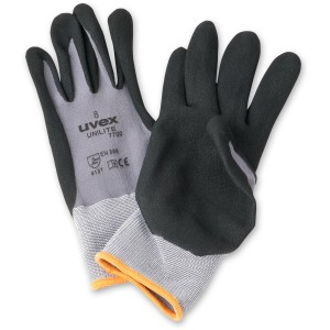 uvex unilite 7700 Nitrile PU Work Gloves