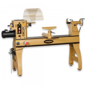 Powermatic 4224B Heavy Duty Woodturning Lathe