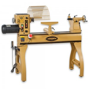 Powermatic 3520B Heavy Duty Woodturning Lathe