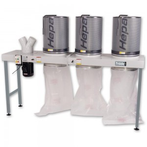 Axminster Trade AT639E 5HP Extractor