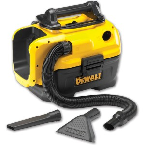 DeWALT DCV582 Portable Vacuum 230V/14.4/18V (Body Only)