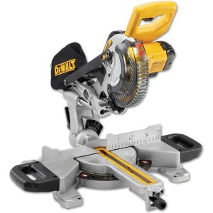 DeWALT DCS365N XPS Mitre Saw 18V (Body Only)