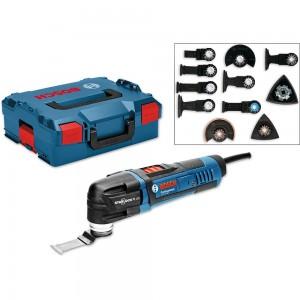 Bosch GOP 30-28 MultiCutter in L-BOXX & 9 Accessories