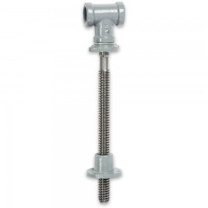 Axminster Trade Vices Universal Vice Screw