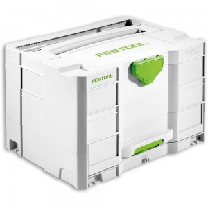 Festool SYS-Combi 2 Systainer Storage Case/Drawer