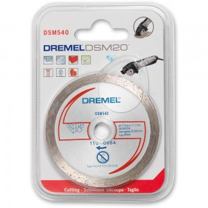 Dremel DSM540 Tile Cutting Wheel