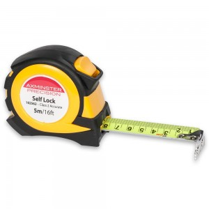 Axminster Precision Self Lock Tape