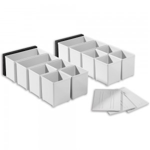 Festool Systainer Plastic Containers Set TL-SORT/3