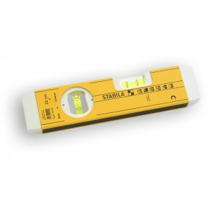 Stabila 70TM Torpedo Level - Magnetic Base