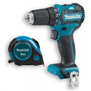 Makita DF332DZ Brushless Drill Driver 10.8V (Body Only)