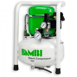 Bambi BB8 Silent Air Compressor