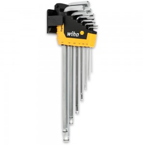 Wiha 13 Piece MagicRing Hex Key Set Imperial