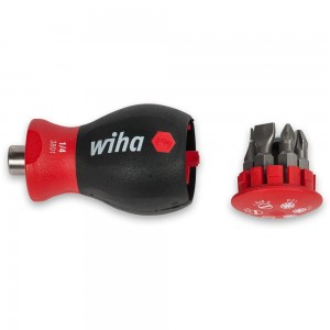 "Wiha 1/4"" Stubby Bit Holder"