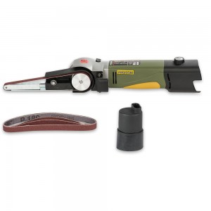 Proxxon Battery-Powered Belt Sander BS/A  (Body Only)