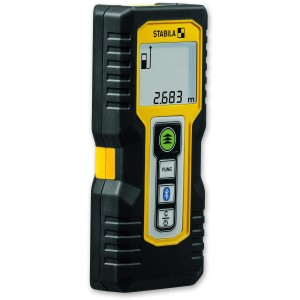 Stabila LD250 Laser Distancer (50m & Bluetooth)